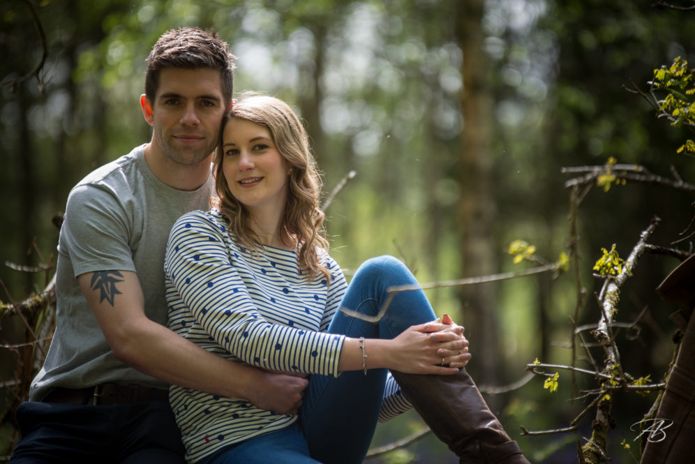 Pre-Wedding photoshoot - Cannop ponds, Forest of Dean