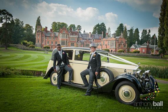 Rolls-Royce-Wedding