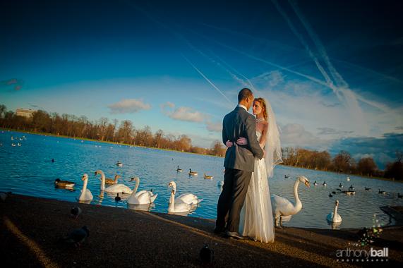Kensington Park Wedding, London