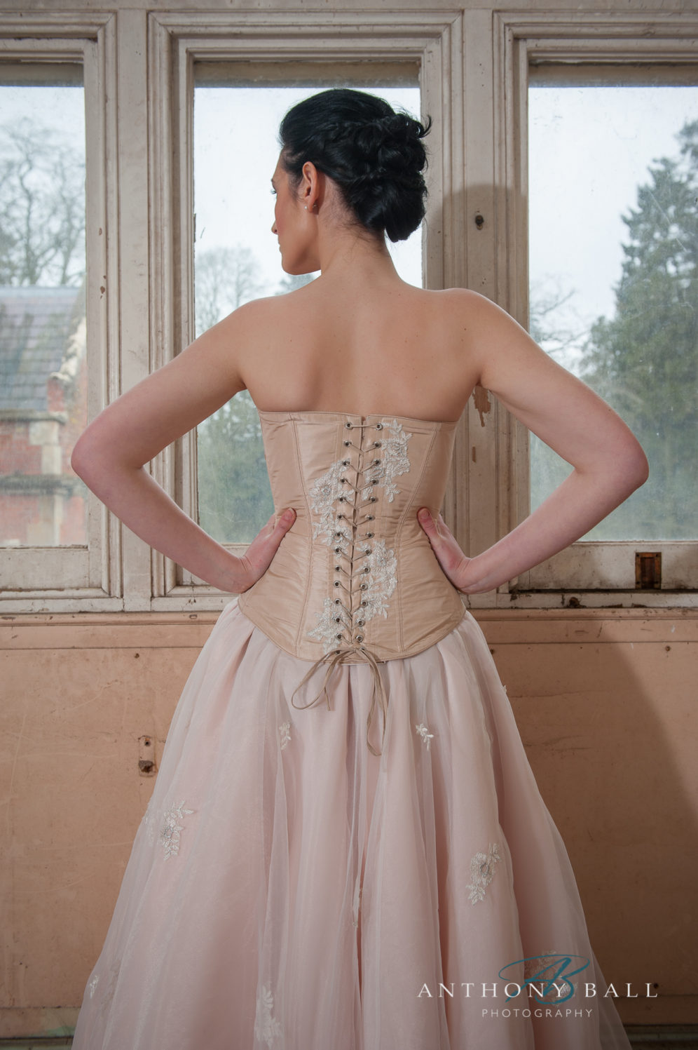 Wedding Corset Photoshoot
