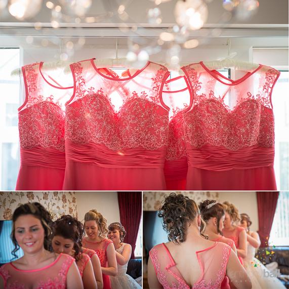Coral_Bridesmaids_dressesBridesmaids-Dresses