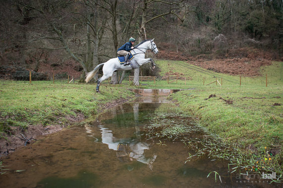 Courtfield Cup Water Jump