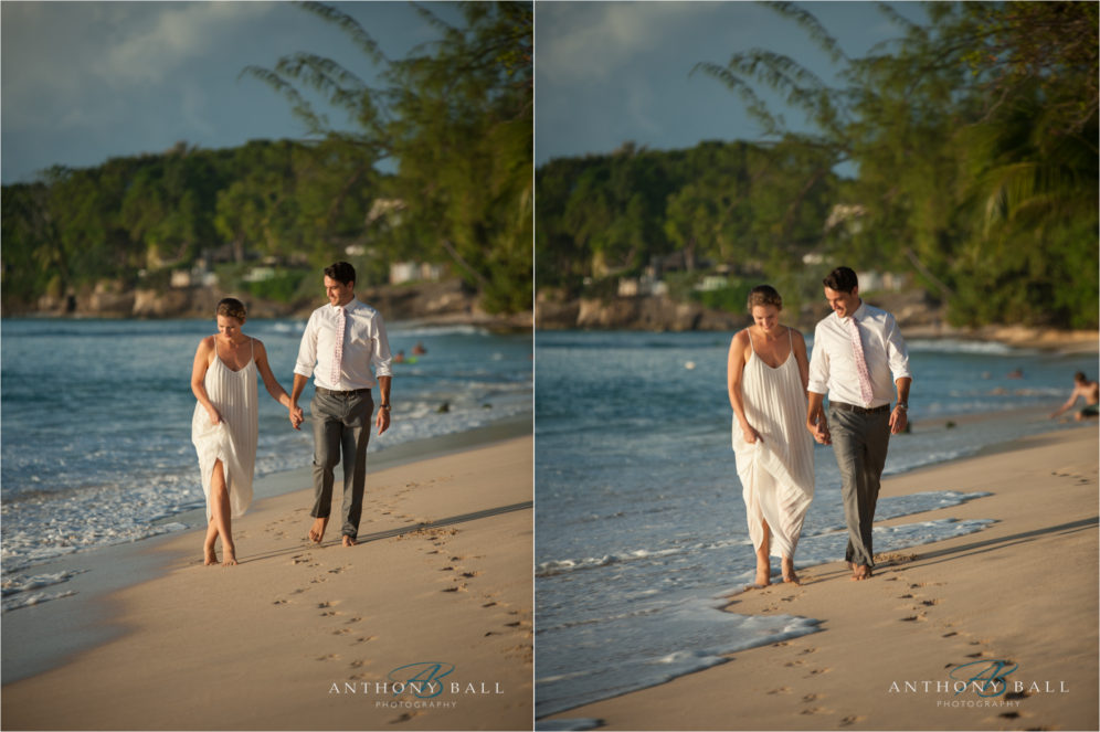 Caribbean Engagement Photoshoot