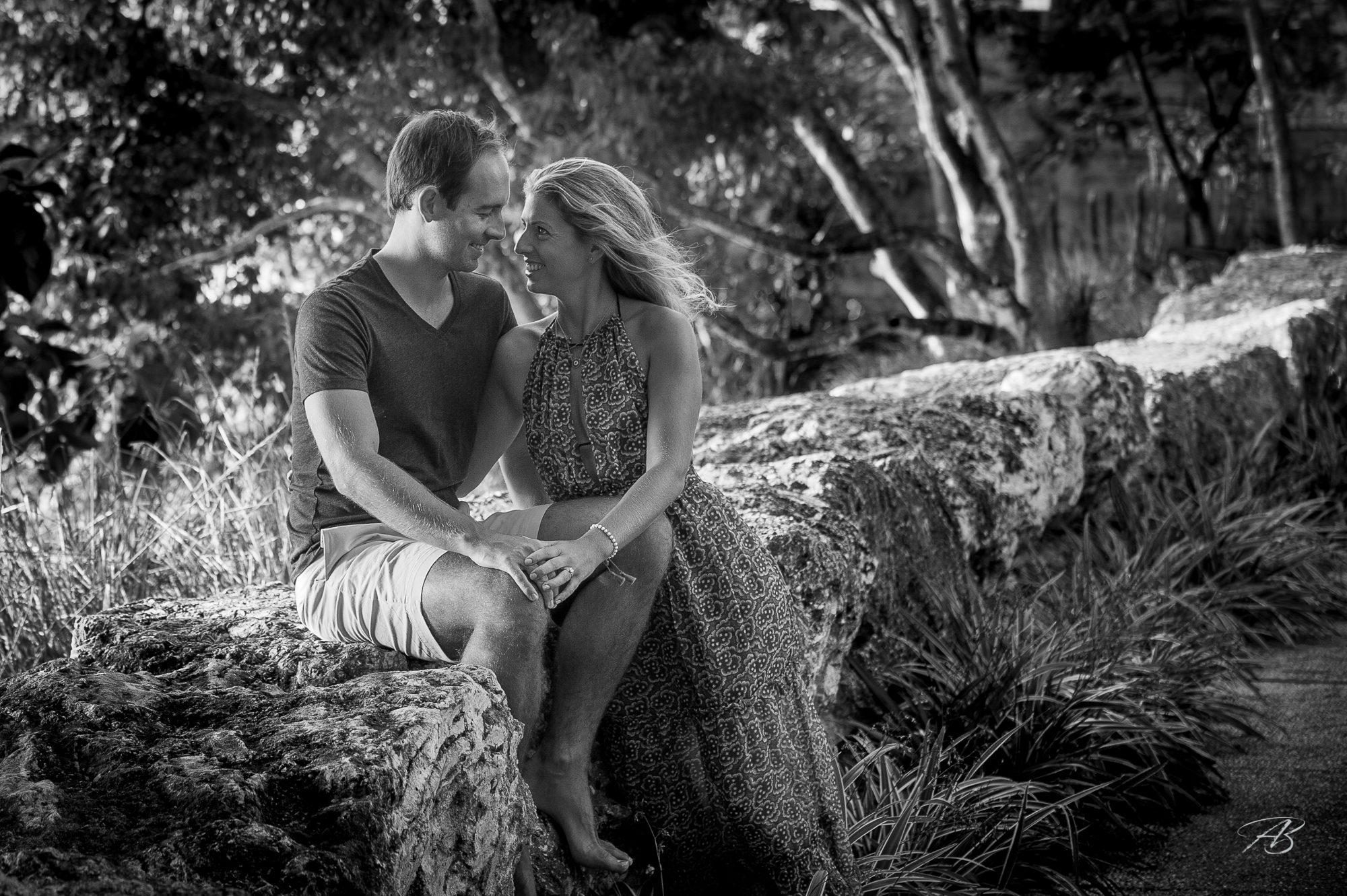 Barbados pre-wedding photoshoot