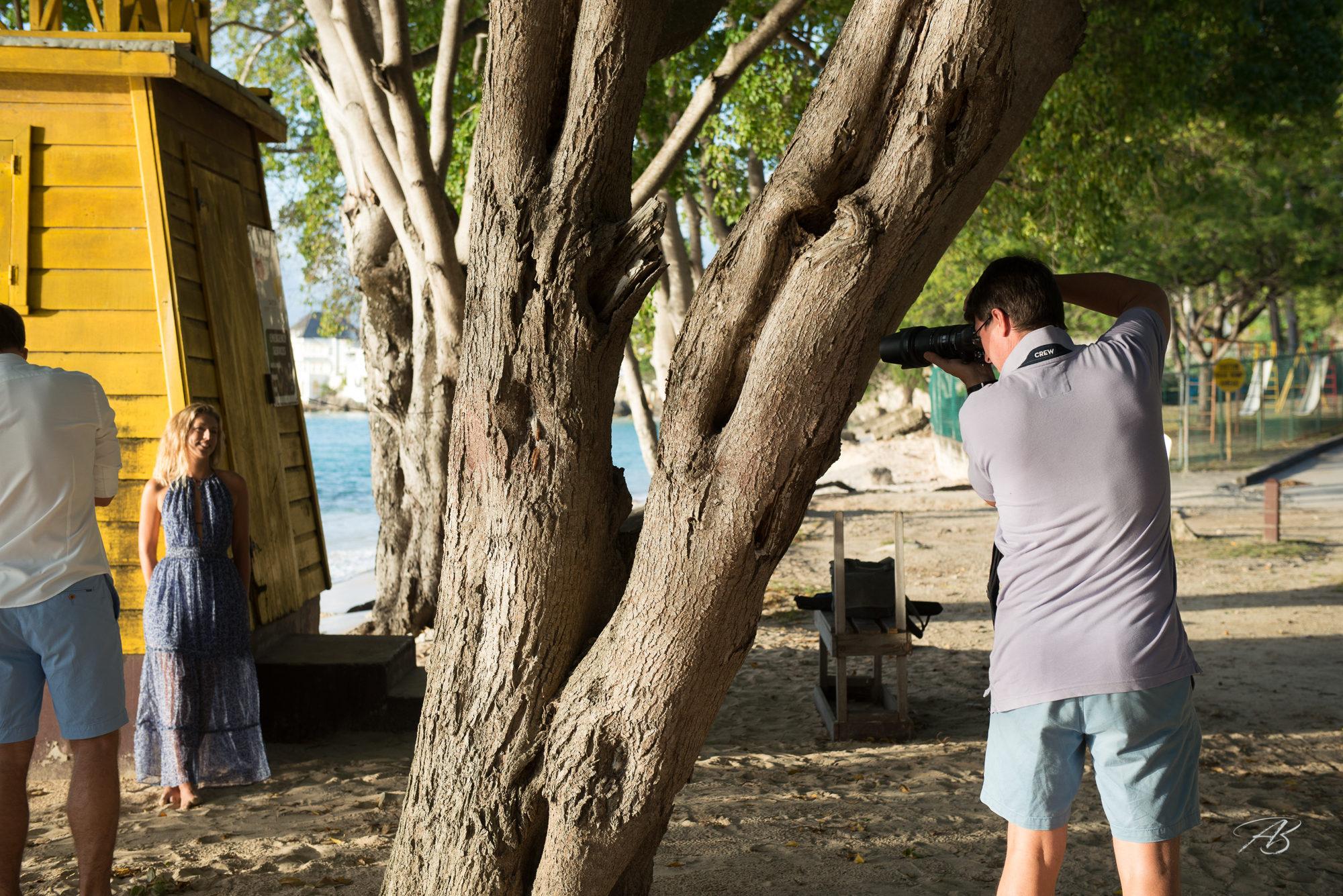 Barbados photoshoot