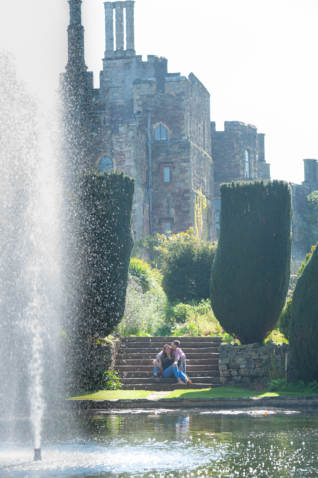 Berkeley Castle Pre-Wedding Photoshoot